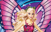 Digital Movie : Barbie™ Mariposa and Her Butterfly Fairy Friends