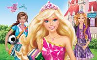 Digital Movie : Barbie™ in Princess Charm School