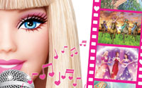 Digital Movie : Sing Along with Barbie™