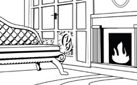 printable life in the dreamhouse coloring page