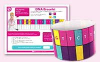 Printable: DNA Bracelet