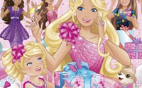 eBook : Happy Birthday Barbie