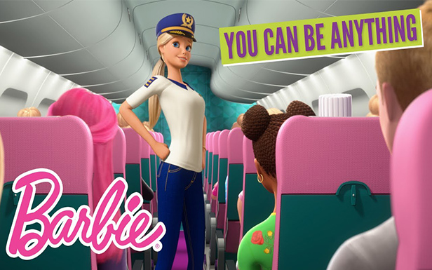 Barbie® You Can Be Anything!