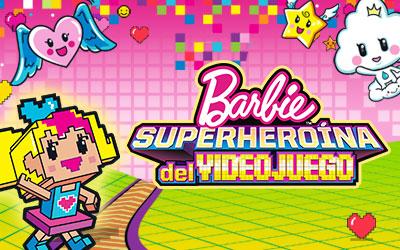 Superheroína del Videojuego