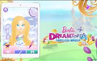 Barbie Dreamtopia Cabellera Mágica