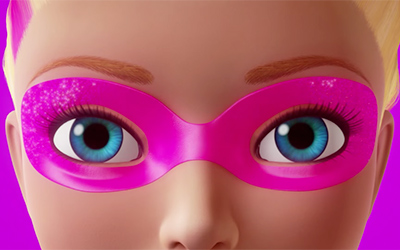 Barbie Superprincesa : tráiler
