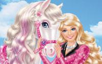 """Película digital : Barbie y sus hermanas en """"Una aventura de caballos"""""""