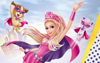 Película digital : Barbie Superprincesa