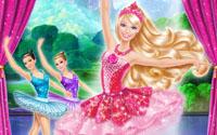 """Película digital : Barbie en """"La bailarina mágica"""""""