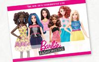 ¡Conoce a las nuevas muñecas Barbie Fashionistas!