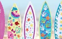 Para imprimir: Construye una tabla de surf