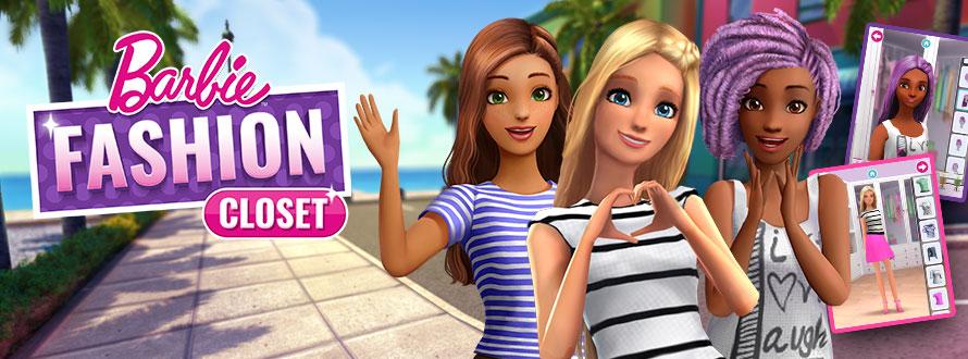"Barbie<span class=""title-tm"">™</span> Fashion Closet"