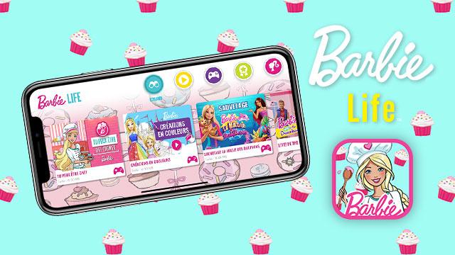 8a3fd9ddfd45c4 Barbie - Jeux pour les filles, vidéos et activités
