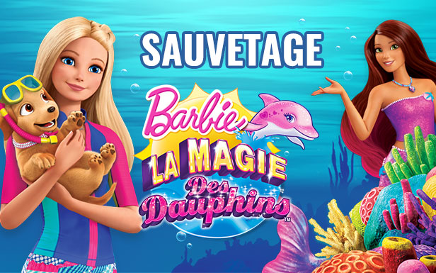 Sauvetage la Magie des Dauphins