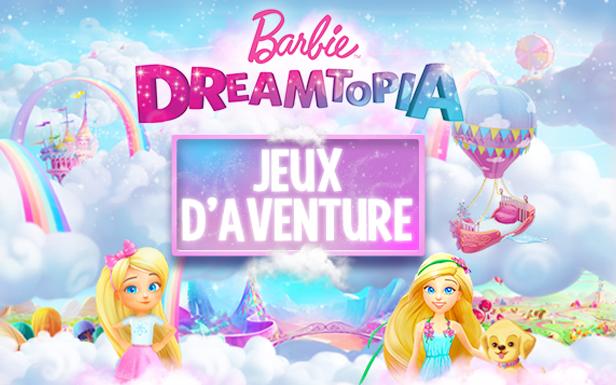 Jeux d'aventure Dreamtopia