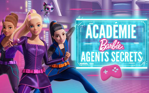 Académie Agents Secrets
