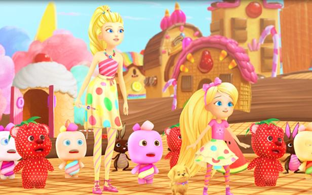 Royaume des Bonbons Partie 2