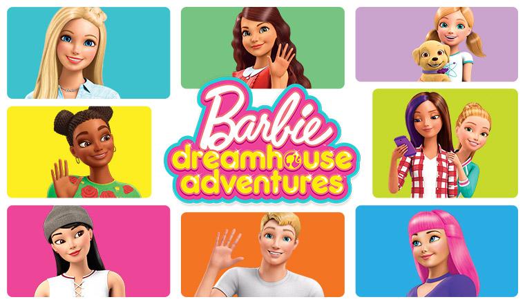 Barbie - Jeux pour les filles, vidéos et
