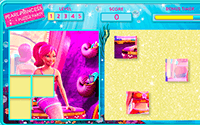 Puzzle La Princesse des Perles
