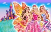 Film numérique: Barbie et la Porte Secrète