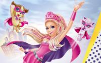 Film numérique: Barbie en Super Princesse