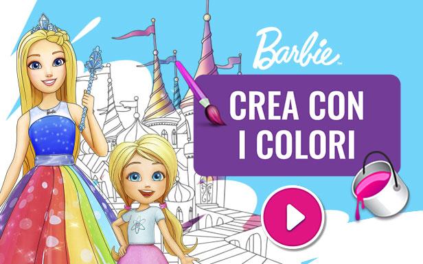 Gioco : Crea Con I Colori