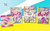 Seria książek Barbie Super Księżniczki   Barbie