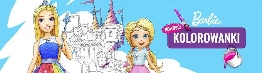 Barbie Wesołe Gry Dla Dziewczynek Filmiki I Zabawy