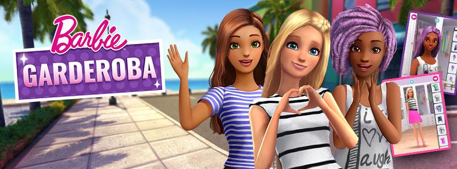 "Garderoba Barbie<span class=""title-tm"">™</span>"