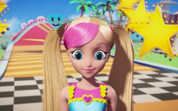 """Teaser Filmu """"Barbie w świecie gier"""""""