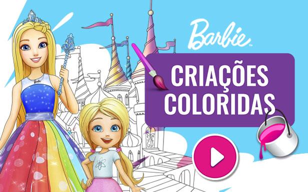 Jogo : Criações Coloridas
