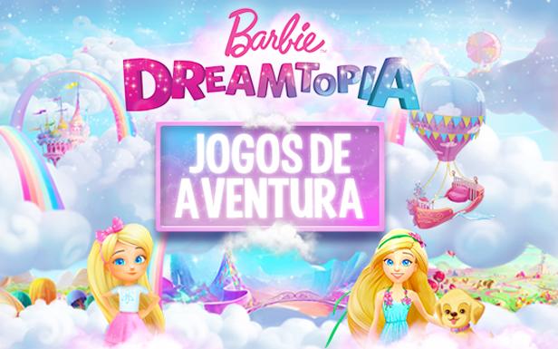 Jogos de Aventura Dreamtopia!