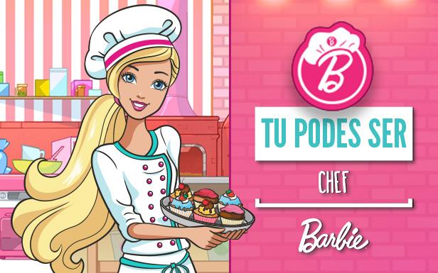 Você Pode Ser Uma Chef