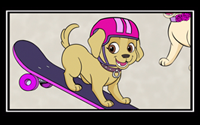 Aventuras de Cachorrinhos: Mandando bem