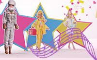 С Барби ты можешь всё
