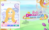 Barbie Dreamtopia 魔幻发型